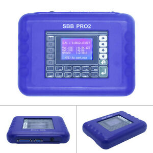 Sbb Pro2 Key Programmer Tool V48 88 No Token Limited Support To 2017 Car Auto