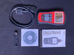 Autel Maxidiag Elite Automotive Diagnostic Tool