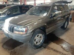 Front Axle Assembly 3 55 Ratio 4 0l Fits 99 04 Grand Cherokee 750951
