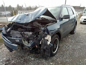 Heater Core Auxiliary Fits 16 19 Explorer 7658783