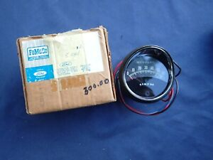 1965 66 Ford Mustang Rally Pac 6000 Rpm Tachometer Nos C5zz 17360 a