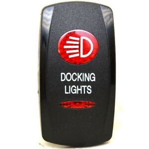 Carling Boat Rocker Switch Cover Docking Lights Actuator