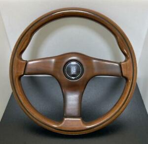 Nardi Wood Steering Wheel Steering Wheel Made In Italy List No 118