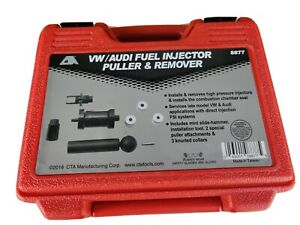 Cta 8877 Vw Audi Fuel Injector Puller Remover Like New