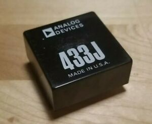 Analog Devices 433j Programmable Multifunction Module 11 pin