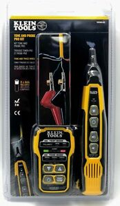 Klein Tools vdv500 820 Cable Tracer With Probe Tone Kit 092644692192