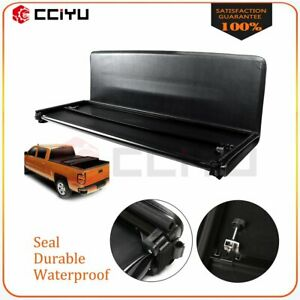 For 2013 2015 Ram 1500 2500 3500 5 8ft Short Bed Tri fold Tonneau Cover