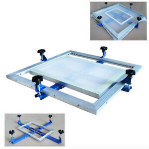 Sale Hand Screen Stretcher Mesh Stretching Equipment For Silk Screen Printing