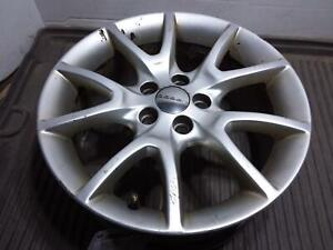 Dodge Dart Wheel 17x7 1 2 alloy 5 Double Spoke silver Finish 13 14 15 16 21a0056