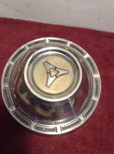 1960 S 1970 S Dodge Plymouth Division Dog Dish Poverty Hub Caps 10 Oem