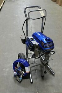 Graco Ultimate Mx Ii 490 Pc Pro Electric Airless Sprayer 826201 B Condition