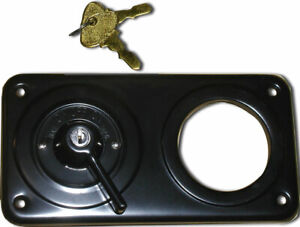 Ignition Switch 1919 25 Model T Black With Keys