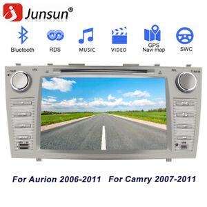 8 Car Stereo For Toyota Camry 2007 2008 2009 2010 2011 Radio Gps Dvd Player