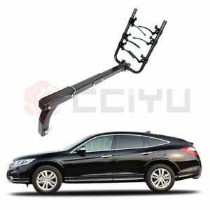 Bicycle Roof Rack Carrier Hitch Mount Double For Car Truck Suv Foldable New