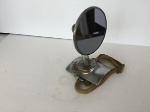 Vintage Side Mount Tire Mirror 1920 s 1930 s Nice Clean Original