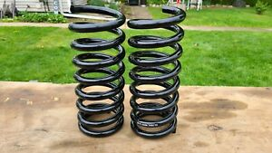 Global West S 26 Front Coil Spring Pair For 1967 1970 Ford Mustang Small Block