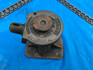 Vintage Shelley 205 Car Jack Pat No 246894 Double Lift Classic Car