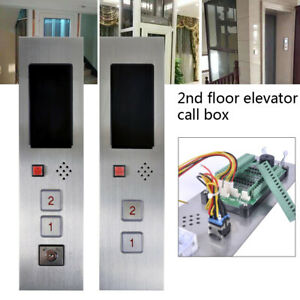 Elevator Push Button Hall Station Call Display Plate Oil Proof Waterproof Sale