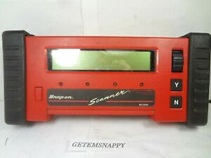 Snap On Mt2500 the Brick Scanner Unit Works Great
