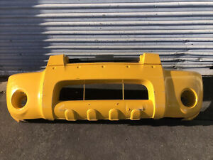 2001 2002 2003 2004 Nissan Frontier Front Bumper Used Oem