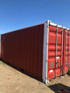 Shipping Container 20 Ft Insulated Greenhouse