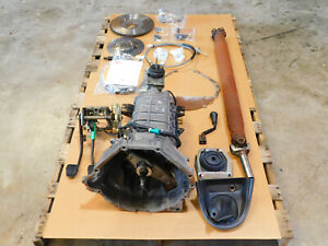 03 04 Mustang 3650 Auto To Manual Transmission Conversion Tremec 5 Speed