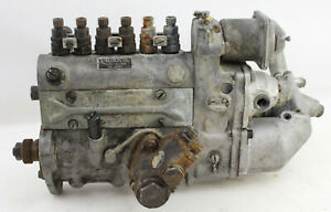 Bosch Fuel Injection Pump Pes6kl70 320r7 Mercedes 300 Untested Parts Or Repair