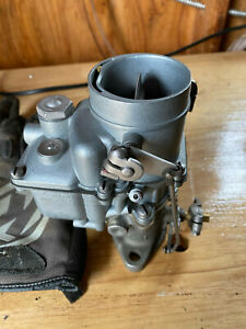 Carburetor 235 6cyl New By Zenith