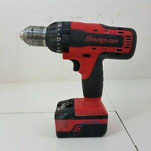 Snap on Cdr7850h 18 V 1 2 Monsterlithium Cordless Hammer Drill With Battery