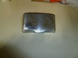 1968 Ford Mustang Cougar Console Ash Tray Assembly 68 W