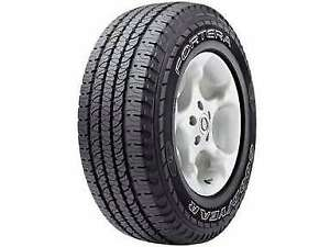2 New P245 65r17 Goodyear Fortera H l Tires 245 65 17 2456517