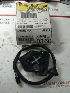 Chevy Olds Right Outside Mirror Motor 12365218 88892070 1997 99 2004 Nos