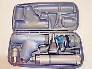 Welch Allyn Diagnostic Set Great Items Fully Functional Everything Needed