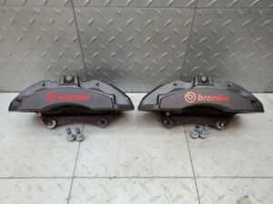 2015 2019 Mustang Gt Performance Brakes Brembo Calipers 21k Miles Left Right