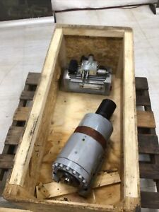 Vemag Hp 093 914 302 Rotating Drive 163 450 001 Hydraulic Control For Lifting