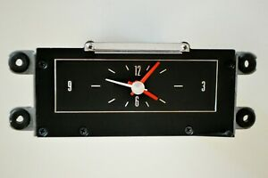 1964 1965 Lincoln Continental Dash Clock Restored