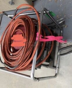 Hurst Hydraulic Power Unit W rescue Extrication Tools portable Comes W 2 Hoses