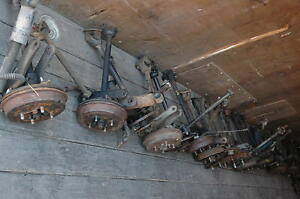 Triumph Spitfire Rear Axle Assembly
