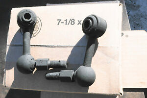 Triumph Spitfire Front Swaybar Link One Pair