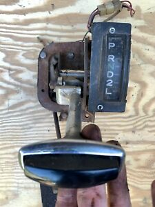 Oem Ford 3 Speed Automatic Transmission Gear Shifter C4 Comet Falcon Mustang