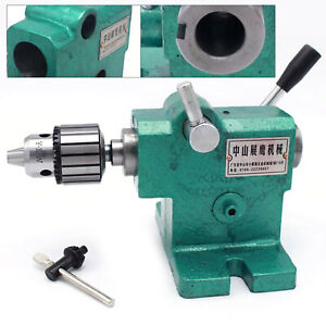 Small Lathe Tailstock Assembly Woodworking Simple Fast Retractable Beads Machine