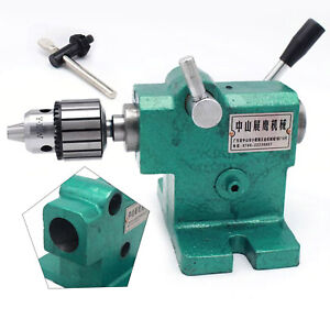 Tailstock Assembly Center Height 100mm Fast Expansion Spindle Tailstock Tip Mt3