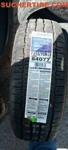 P215 70r14 Bf Goodrich Radial T A 96s Rwl New Tire