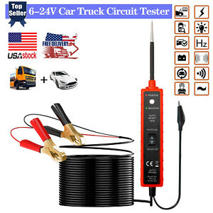 New Sealey Tools Automotive Test Probe 6 24v Power Electrical Circuit Tester