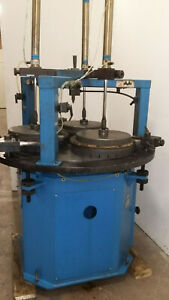 Peter Wolters 3r90 pl fd 3 Head Lapping Machine System Lapmaster