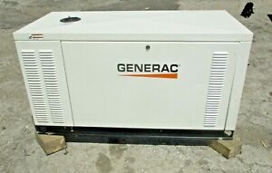 Generac 25kw Generator Engine With Shell Only Model Qt02516jnsx