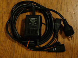 Welch Allyn Vital Sign Monitor Ac Adapter Power Supply 503 0147 00 With Plug