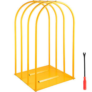 Tire Inflation Cage Tire Cage 4 bar Car Tire Inflation Tool With A Tire Changer
