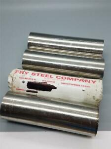 A286 Alloy Aged Stainless Steel Round Bar Stock 1 5 8 Dia X 5 Long