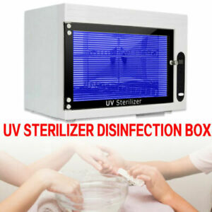 Dry Sterilizer Cabinet Autoclave Magnifier Tattoo Disinfect Salon Machine Hot